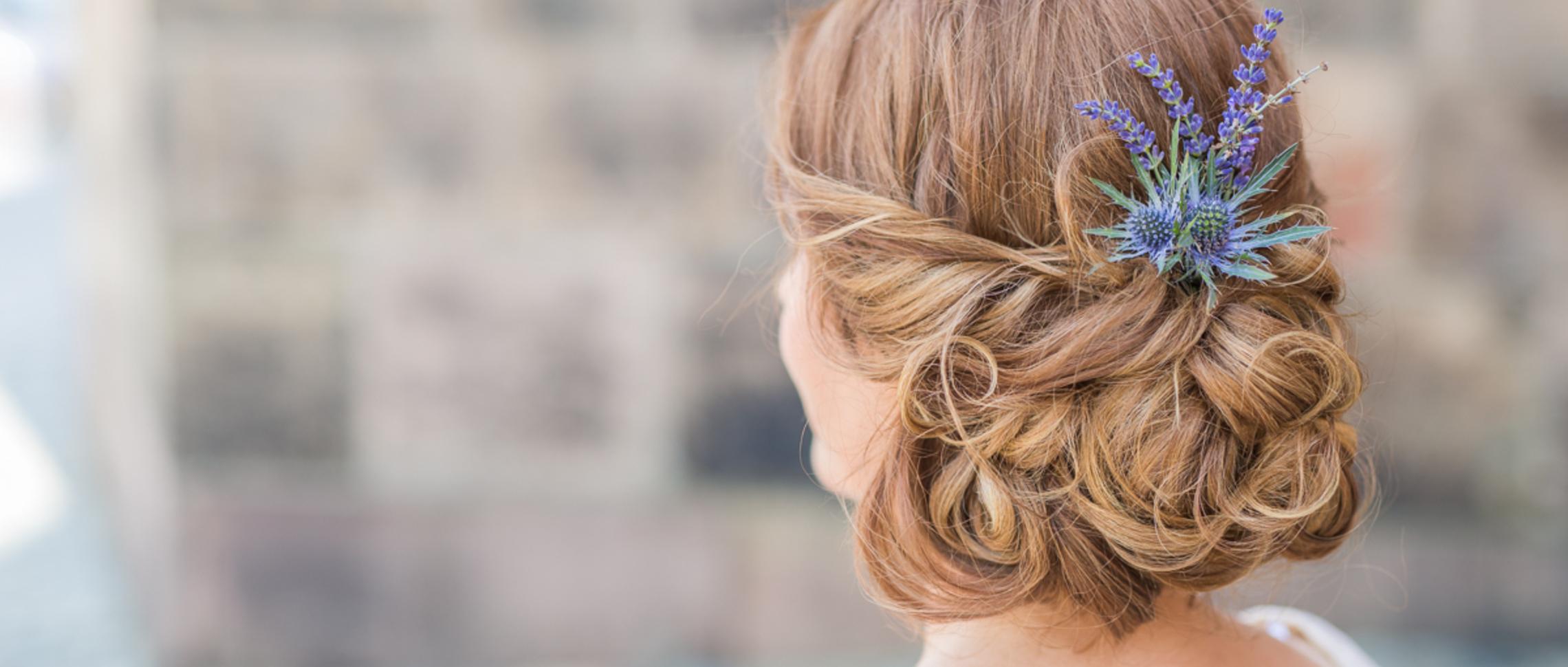 håruppsättning bröllop stockholm